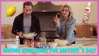 BAKING CHALLENGE ft. Peyton List | Gregg and Cameron