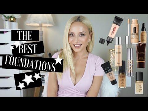 Τα καλύτερα Foundations της αγοράς! | Gina