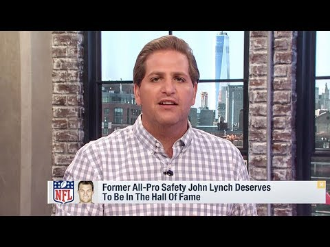 GMFB: Why John Lynch Should be in the Hall of Fame