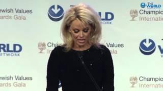 pamela andersons speech gala 2016