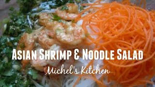 Asian Shrimp & Noodle Salad - Show 20
