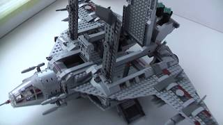 The ultimate Lego Starfighter - Disigned by Legonarrdo - whit a lot of Technic