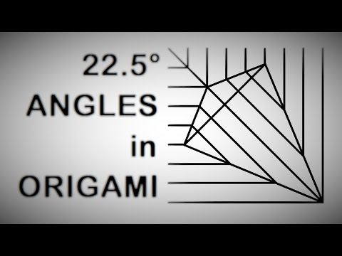 Box Pleating: Origami Design Tutorial (Level 5)