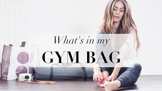what s in my gym bag   bra s in the gym why i box and the best leggings ever   lydia elise millen
