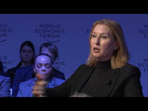 Tzipi Livni - Global Security Outlook - What Makes America Great Again?