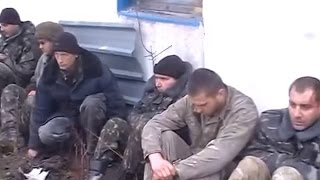 RUSSIAN WAR CRIME (+18): Ukrainian POWs Execution And Other Interrogated Right After