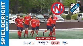 FC Eintracht Norderstedt U16 - Niendorfer TSV U16 (19. Spieltag, U16 Oberliga)