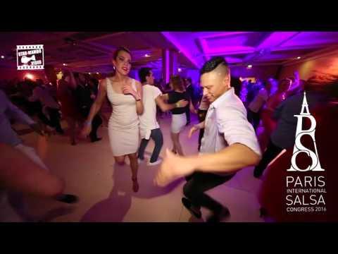 Glenn Donkers & Samantha - Social Dancing @ PISC 2016