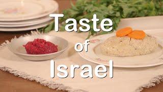 Taste of Israel - Gefilte Fish