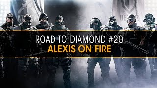 ROAD TO DIAMOND #20 - Alexis on fire - S3 Ranked