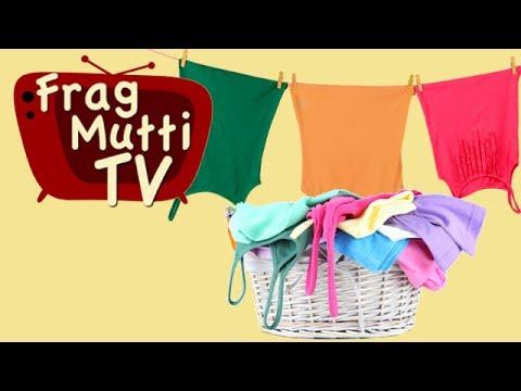 Wasche Aufhangen Ohne Falten Frag Mutti Tv Youtube