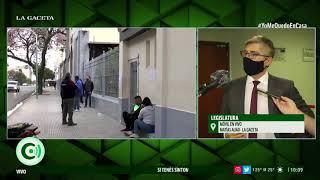 """Situación sanitaria en Tucumán: """"no tenemos la certeza de que sean datos sinceros"""""""