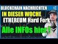 Ethereum Hard Fork Constantinople in dieser Woche | HODLCORE deutsch kryptowährung