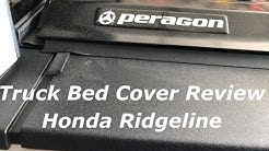 Honda Ridgeline Peragon Truck Bed Cover Review 2019