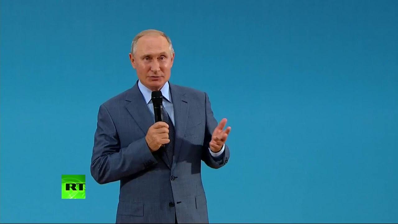 Самое ценное: Путин требует создать систему выявления золотого генофонда страны