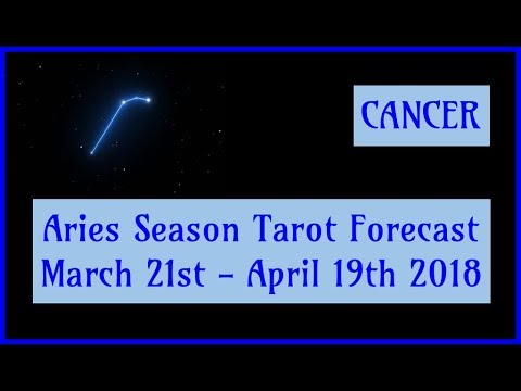 Cancer Forecast 3/21 - 4/19 - All Good Stuff! Plus a Bonus!