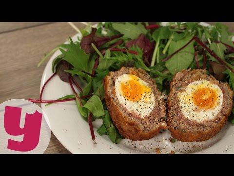 Sürpriz Yumurtanın Atası: İskoç Köfte [İZLE]