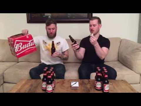 Beer Me Episode 11 - Budweiser