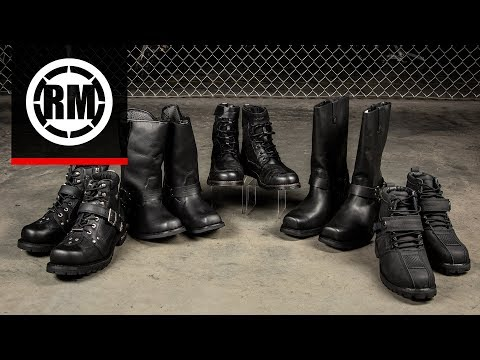 Best Cruiser Motorcycle Boots | 2019