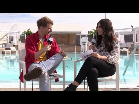 Interview with Glass Animals