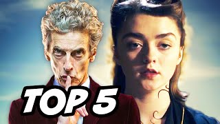 Doctor Who Series 9 Episode 9 - TOP 5 WTF and Easter Eggs