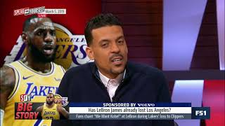 Speak For Yourself 3/5/2019 | Whitlock & Wiley: Has LeBron James already lost Los Angeles?