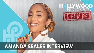 Amanda Seales Leaving The Real, Being Misunderstood & Black Media On Hollywood Unlocked  Uncensored