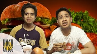 5 Best Fast Foods in Indonesia by Skinnyindonesian24!