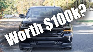 Why the 2018 Yenko Silverado is the Best Waste of $100k