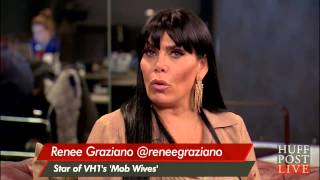 """""""Mob Wife"""" Graziano Opens Up About Husband's Betrayal"""