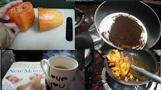 Download Video best book for new moms/Ek chota sa sabak/daily routine / blue tokio coffee beans/indian mom vlogs MP3 3GP MP4