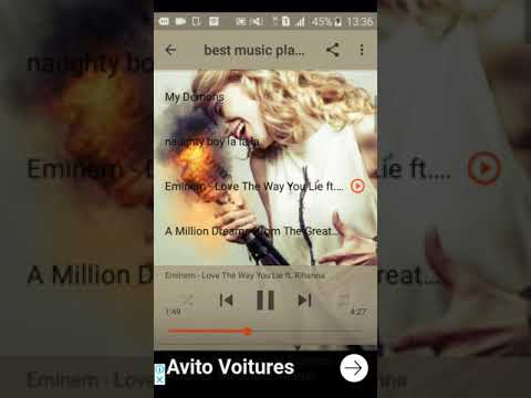 Best application android for music offline - Download free