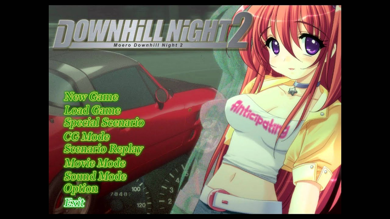 downhill sex clip scene night Moero