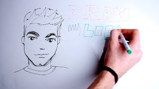 One of Jim Chapman's most viewed videos: DRAW MY LIFE!