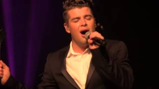 Joe McElderry -  Open Arms / Superman - Lighthouse Theatre, Kettering