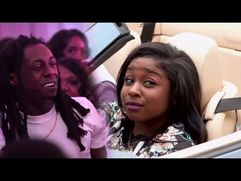 Lil Wayne Gives His Daughter a Ferrari For Her 16th Birthday Because a BMW Isn't Good Enough