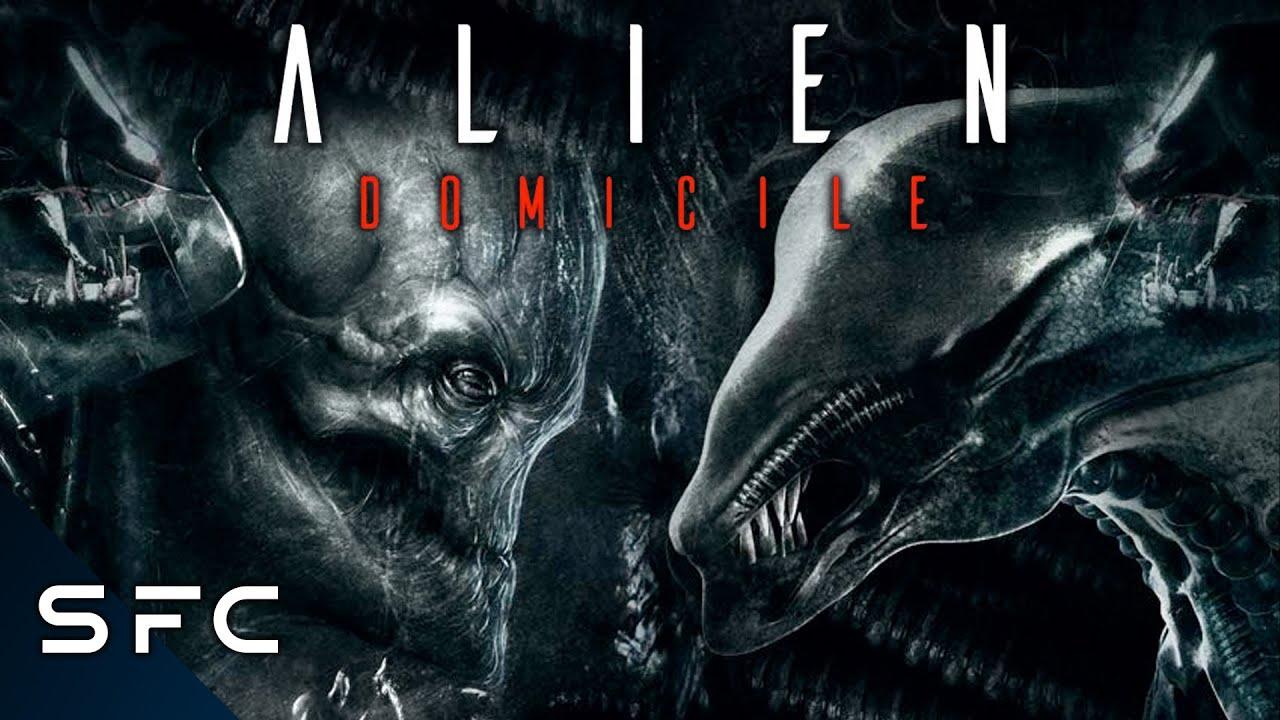 Download Alien Domicile | Full Movie Sci-Fi Mystery