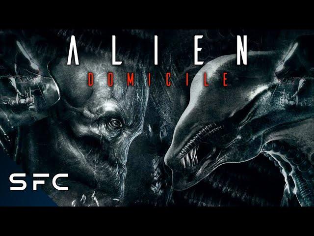 Alien Domicile | Full Movie Sci-Fi Mystery