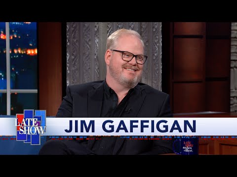 Jim Gaffigan: You're