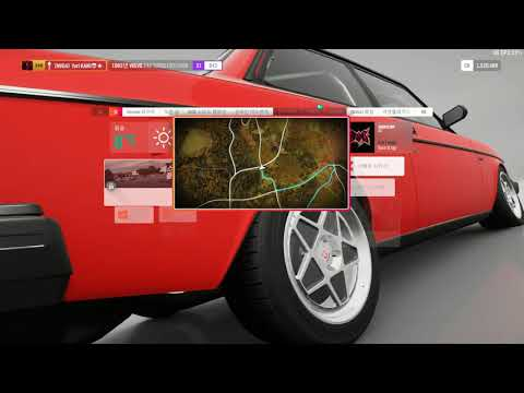 Forza Horizon 4 : Drift Club (Chapter 7)