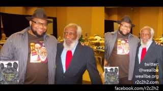 """The Proof Is IN The Pudding Part 2: Baba Dick Gregory LIVE!!!""~12/18/2014"