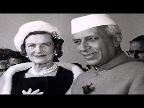 Jawaharlal Nehru 1889 1964 – First Indian Prime Minister