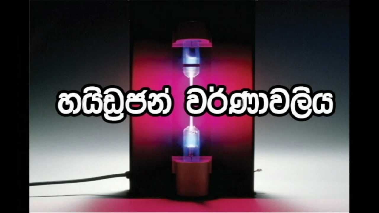Sinhala - Connect with chemistry world