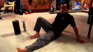 PIRIFORMIS SELF MYOFASCIA RELEASE AND TRIGGER POINT WITH BALL