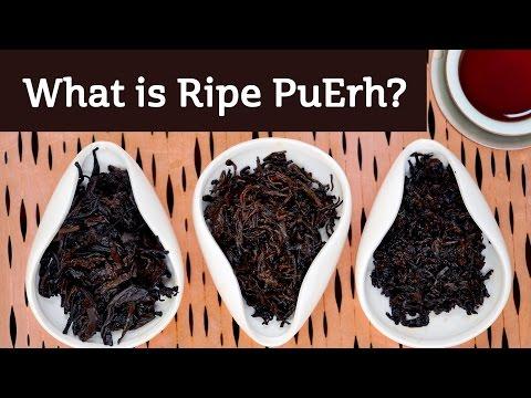 What is Ripe PuErh Tea?
