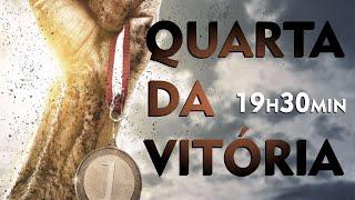QUARTA DA VITÓRIA - PR ALTEMAR FRANÇA -  SIMONTON, O MISSIONÁRIO QUE ALCANÇOU O BRASIL!