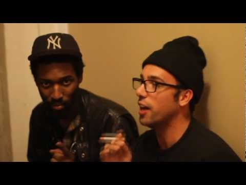 Interview with The Knocks at The Mid