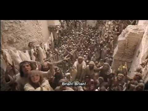 Life Of Brian 1979 Monty Python Mesih Sahnesi Türkçe Altyazı