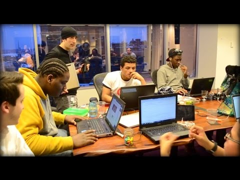 Resilient Coders: Hacking the Opportunity Gap
