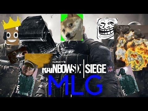 MLG RAINBOW SIX SIEGE